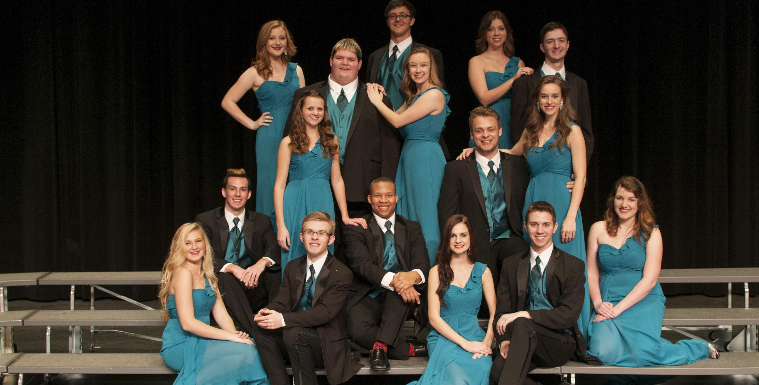 School+choir+is+Disney+bound
