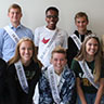 Meet the Homecoming Court of 2017