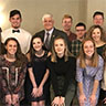 Students meet congressman at Tomorrows Leaders Conference