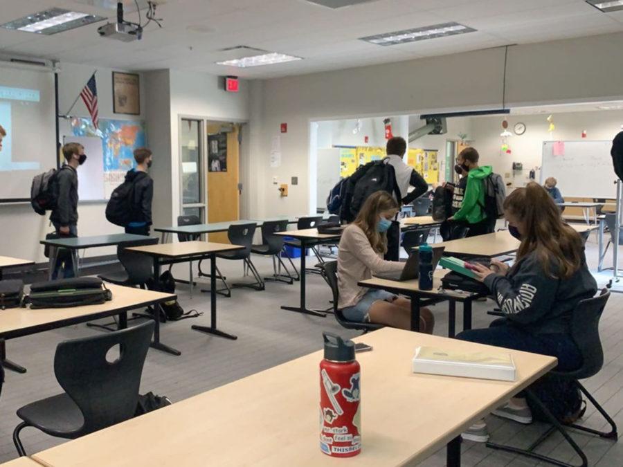 STEM community adjusts to restrictions