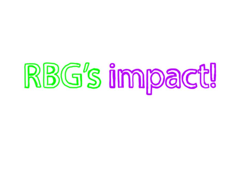 The+impact+of+RBG