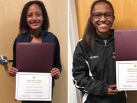 Students receive Ira Turpin scholarship