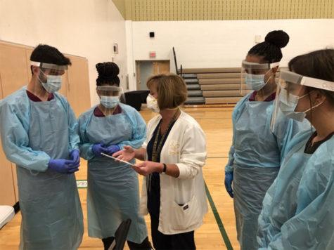 Nursing Tech adjusts to COVID-19 restrictions