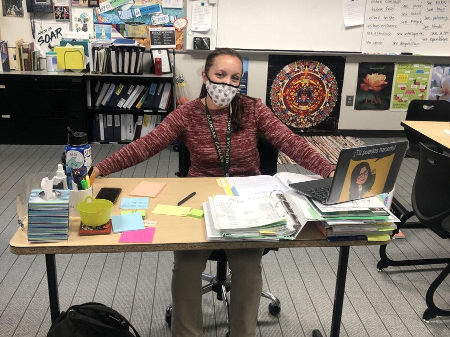 Teachers+adapt+to+pandemic