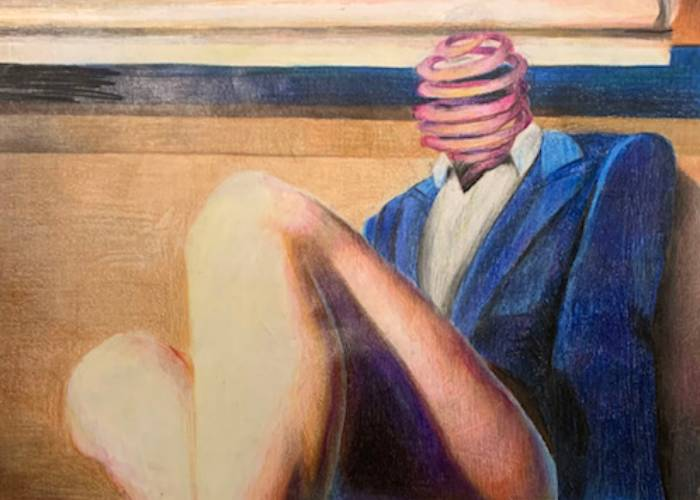 GlenOak+Artist%2C+Juliana+Castro%2C+Creates+to+Expose+Social+Norms