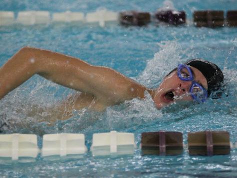 Standout swimmers achieve success despite obstacles