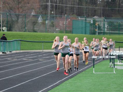 Sprinting into the new season