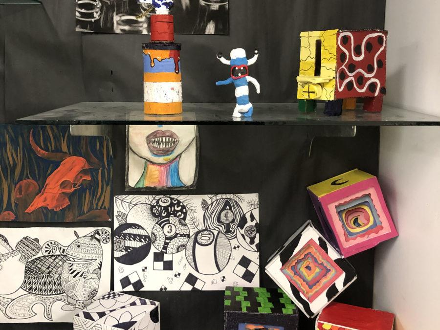Hallway Artists