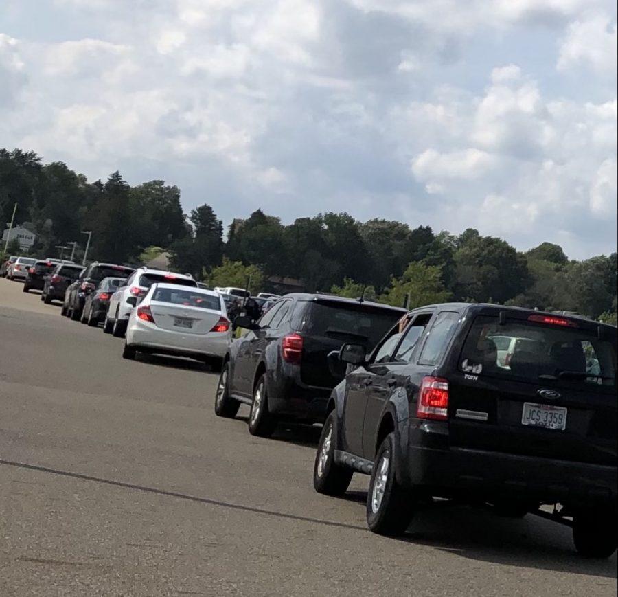 GlenOak parking lot needs a fixer upper